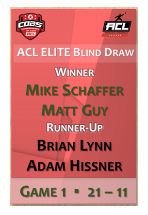 ACL Elite Blind Draw